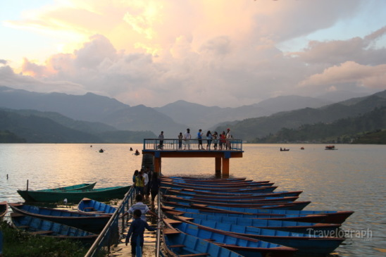 sunset_phewa_lake_pokhara